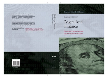 Cover Digitalized Finance